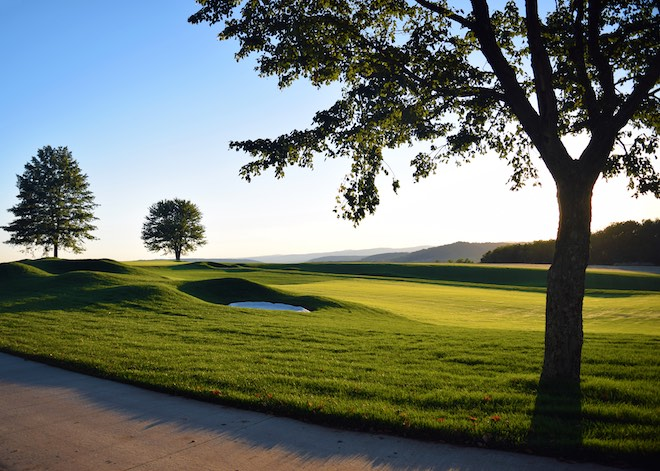 Shepherd's Rock will make a fine addition to Nemacoln in 2017. (Nemacolin Woodlands Resort)