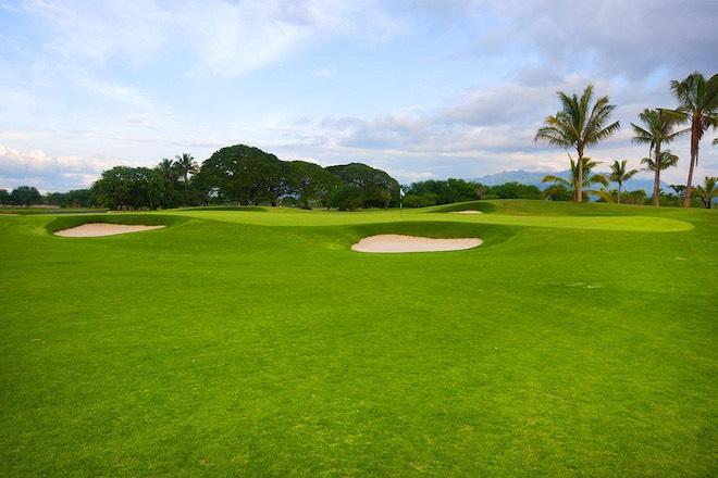 Now complete, the Norman Signature Course brings Vidanta Nuevo Vallarta's golf complement to 36 holes. (Vidanta)