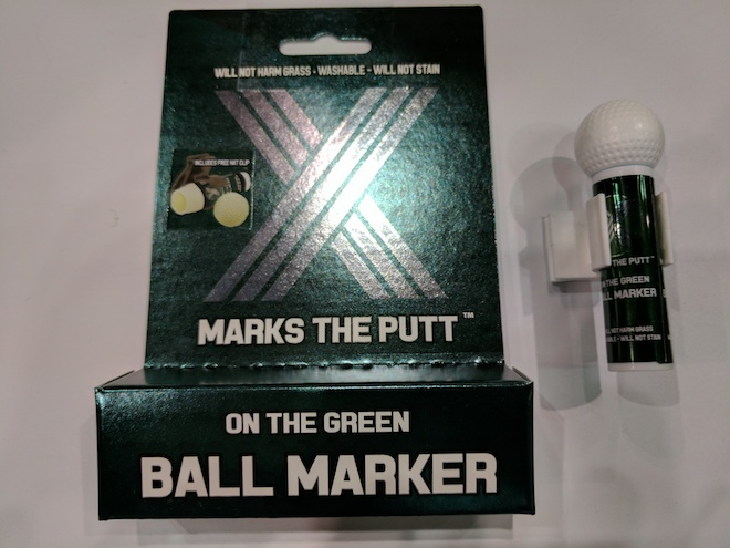 X Marks The Putt
