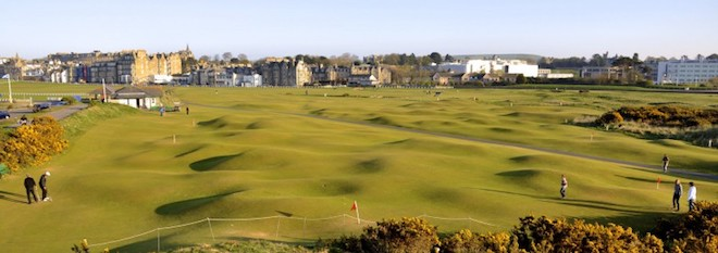 The Himalayas is one of golf's great experiences, and one of the most important places in women's golf history. (St. Andrews Ladies' Putting Club)