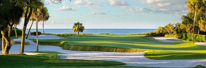 Atlantic Dunes, by Davis Love III, is Sea Pines' newest-renovated course. (Sea Pines Resort)