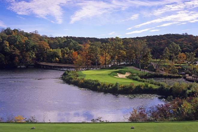 (Lake of Isles Golf Club)