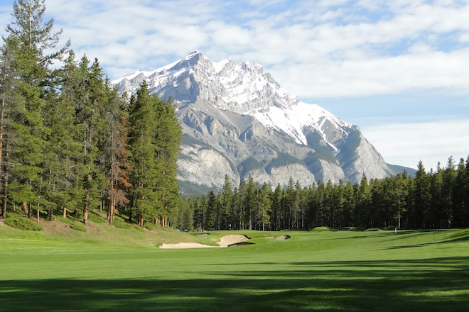 Banff Springs Golf Course (Play Golf Alberta)