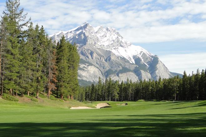 Banff Springs Golf Course (Play Golf Alberta)