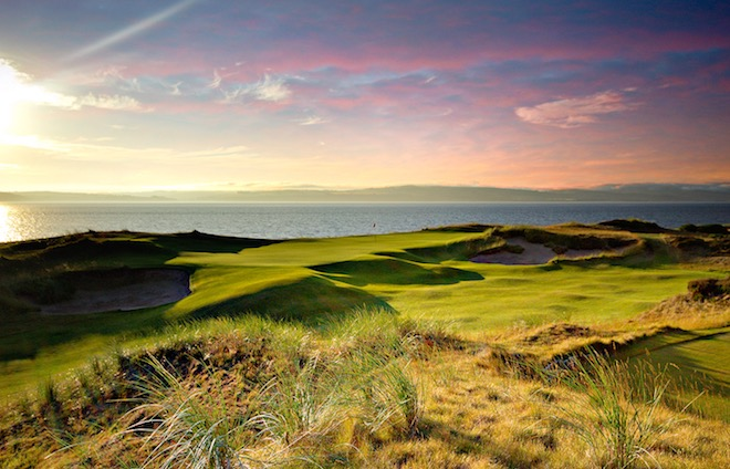 (Castle Stuart Golf Links)