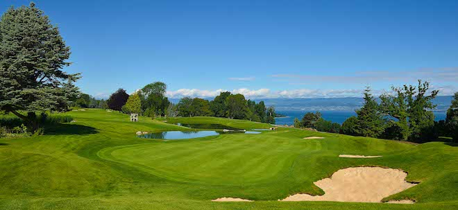 (Evian Golf Resort)