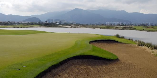 Brazil's Olympic Golf Course (Confederação Brasileira de Golfe)