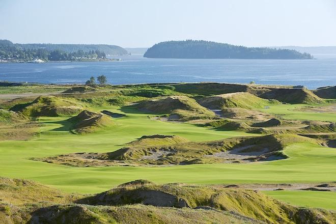 Chambers Bay Golf Club (Aidan Bradley)