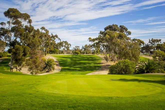 (Goat Hill Park Golf Course)