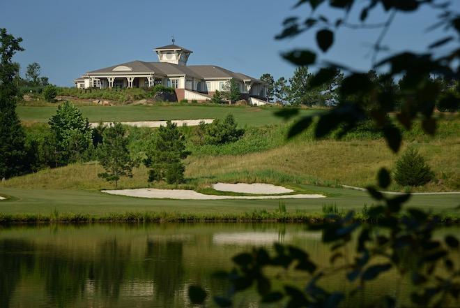 (Lonnie Poole Golf Course/North Carolina State University)