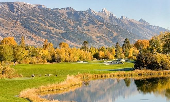 (Teton Pines Golf Club)