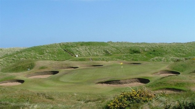 This course is NOT in the Open Championship rota. Nevertheless, it's an absolute must-play. (Larry Lambrecht)