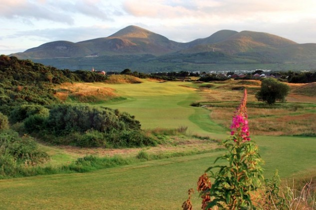 Northern Ireland's Royal County Down is regarded by many as the world's finest links. (Slieve Donard Resort)