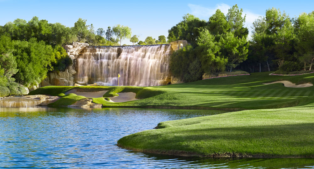 The Strip will say sayonara to Wynn Golf Course soon. (Wynn Las Vegas)
