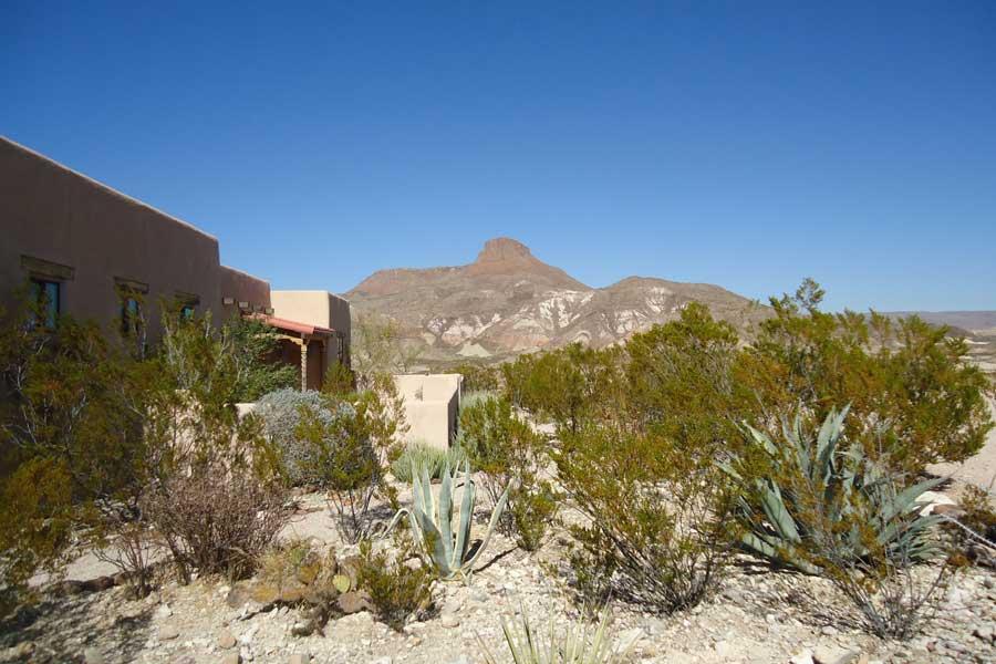 The Villas at Lajitas enjoy a rugged desert setting. (Lajitas Resort)