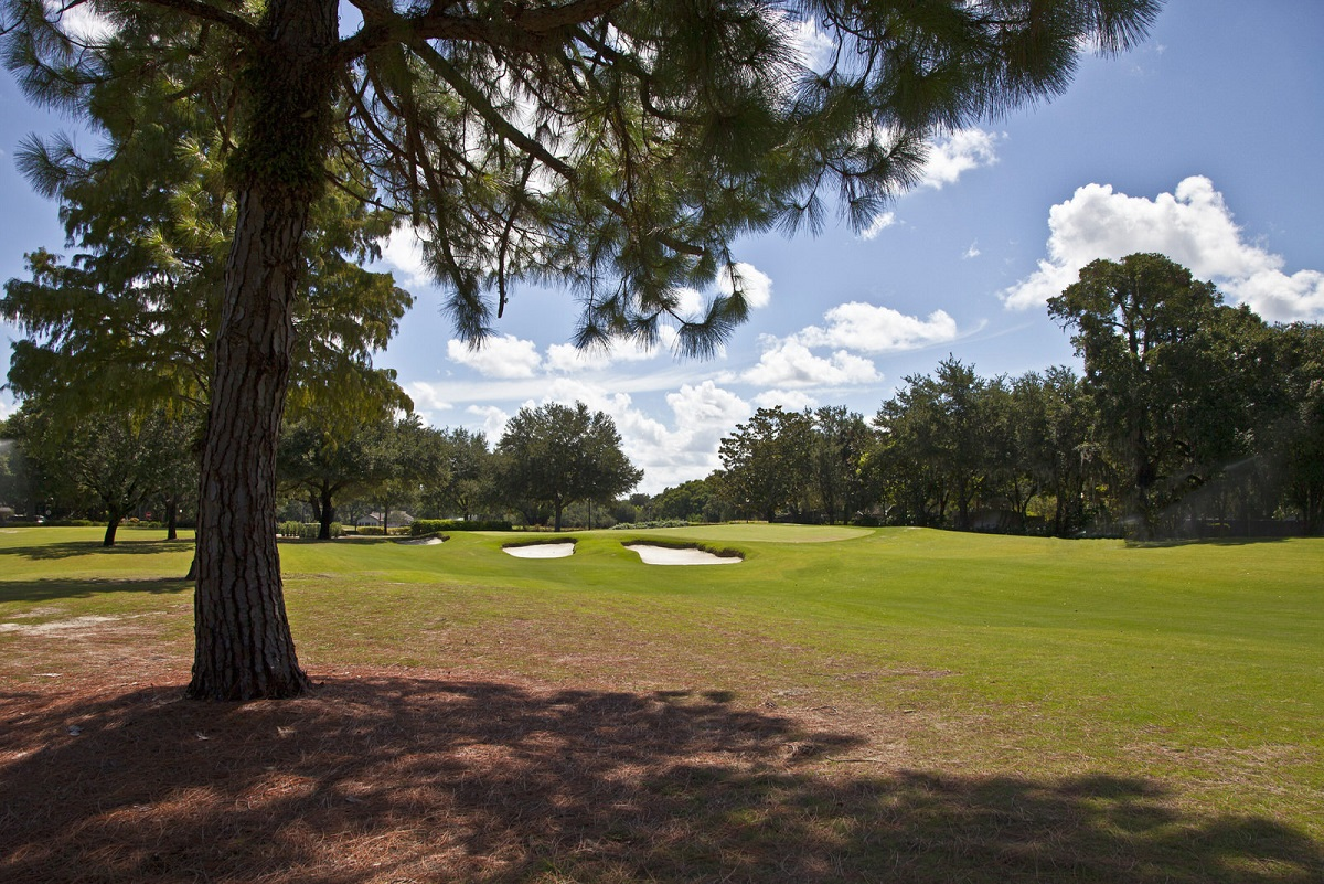 There are few recently-renovated courses more famous on a yard-for-yard basis than Winter Park. (City of Winter Park)