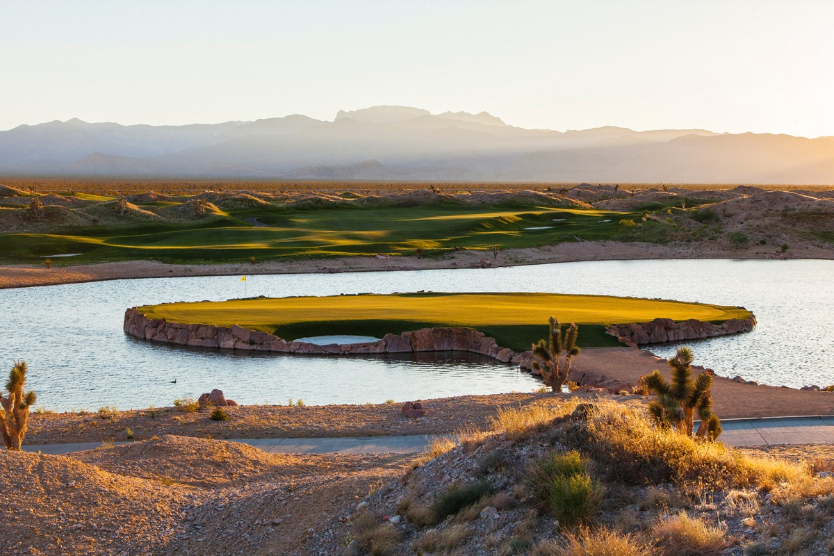 (Las Vegas Paiute Golf Resort)