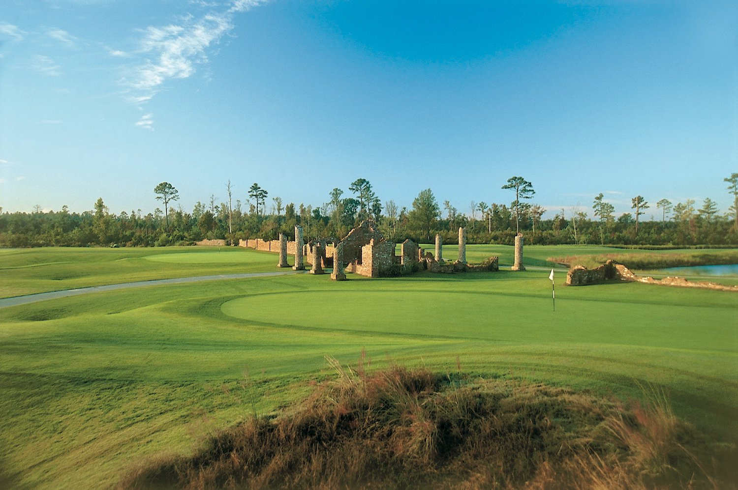 Davis Love III has courses all over the south, including at Barefoot Resort in Myrtle Beach. (Myrtle Beach Golf Holiday)