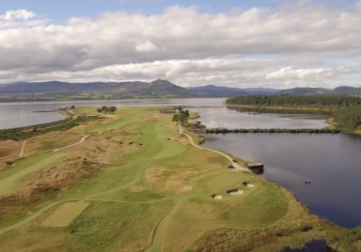 (The Carnegie Club at Skibo Castle)