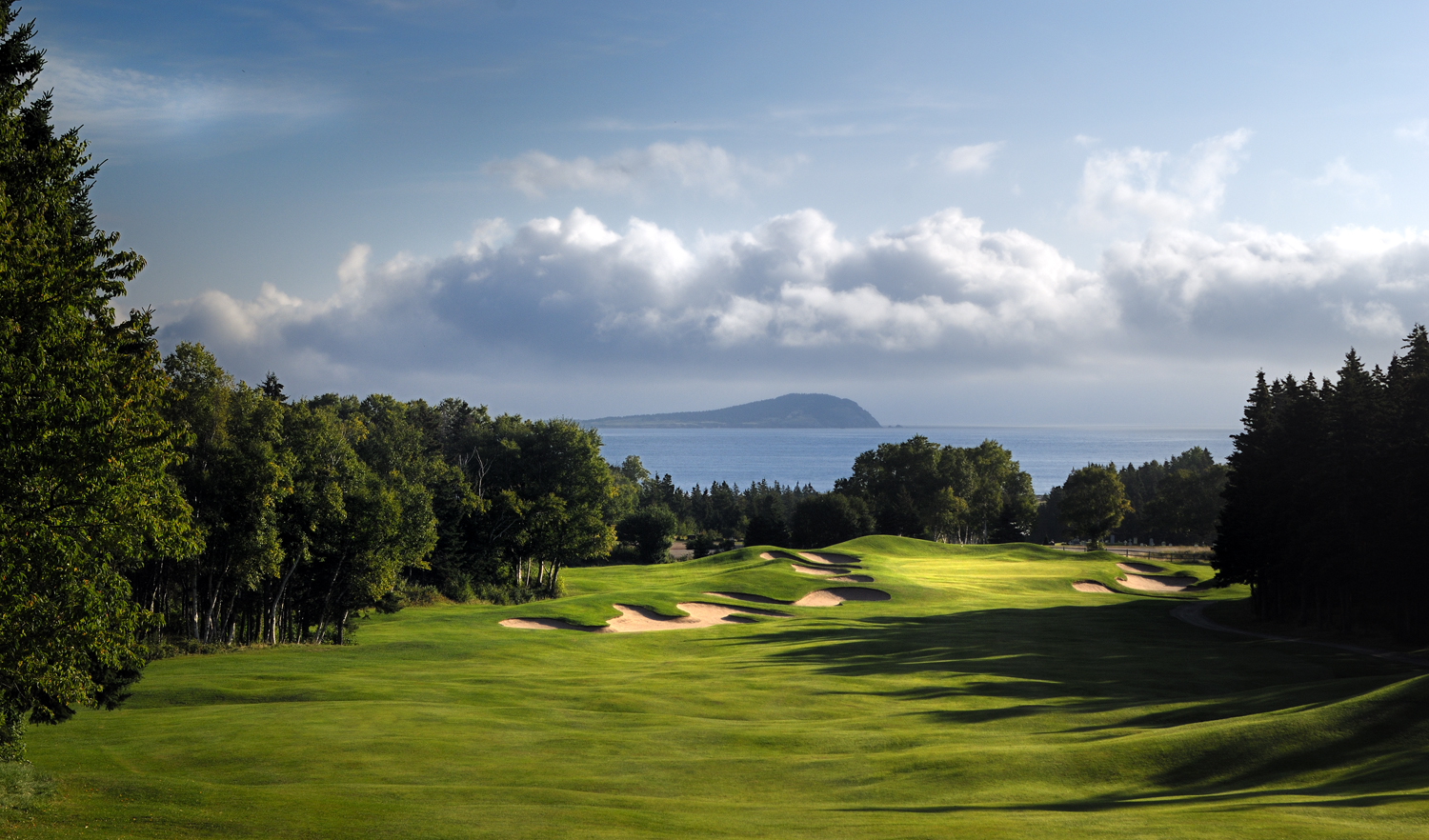 Cape Breton Highlands Golf Course is a spectacular Stanley Thompson design (Golf Nova Scotia)