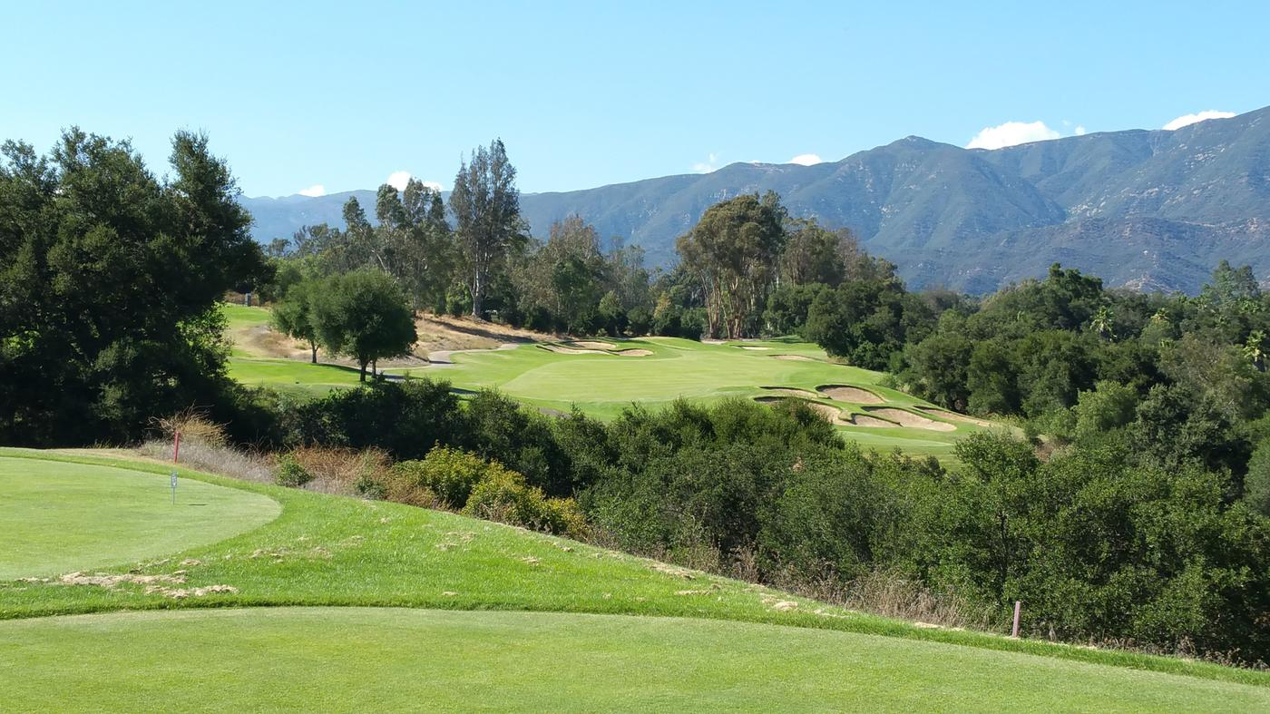 Ojai Valley Inn & Spa is one of just a few public-accessible George Thomas courses (Golf Advisor)
