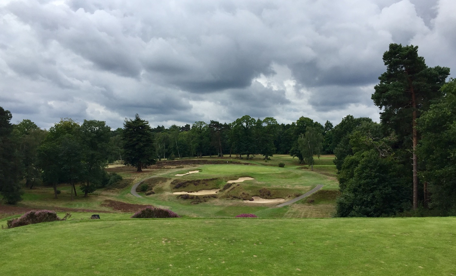 St. George's Hill Golf Club is an absolute must-play Harry Colt design south of London.