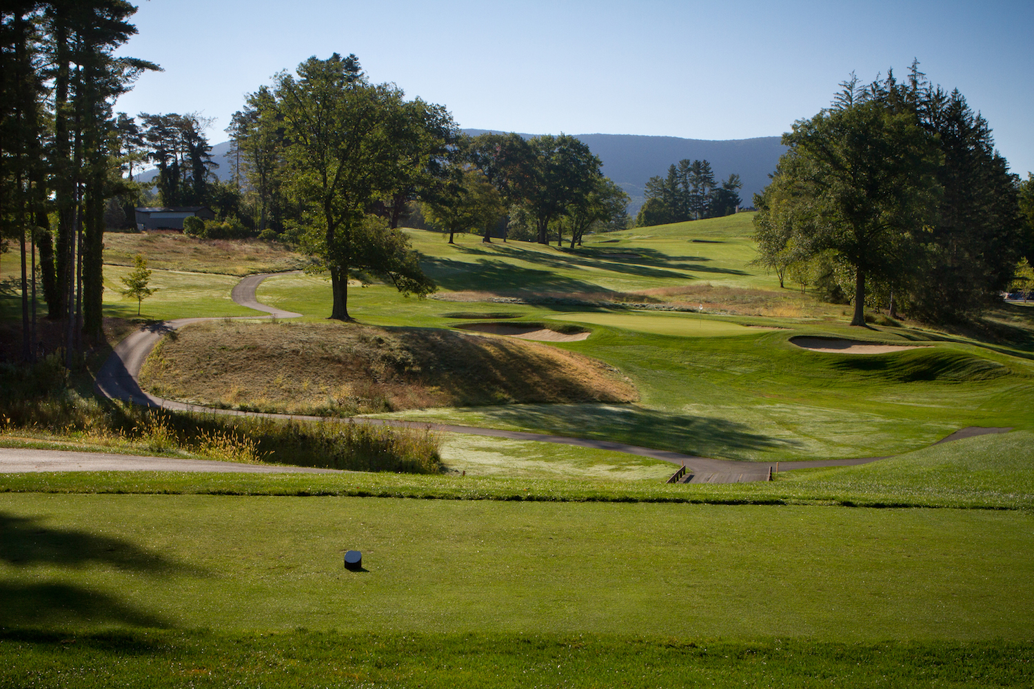 Taconic stands out as the best of the Stiles/Van Kleek portfolio. What's more, it's playable by non-members. (Taconic Golf Club)