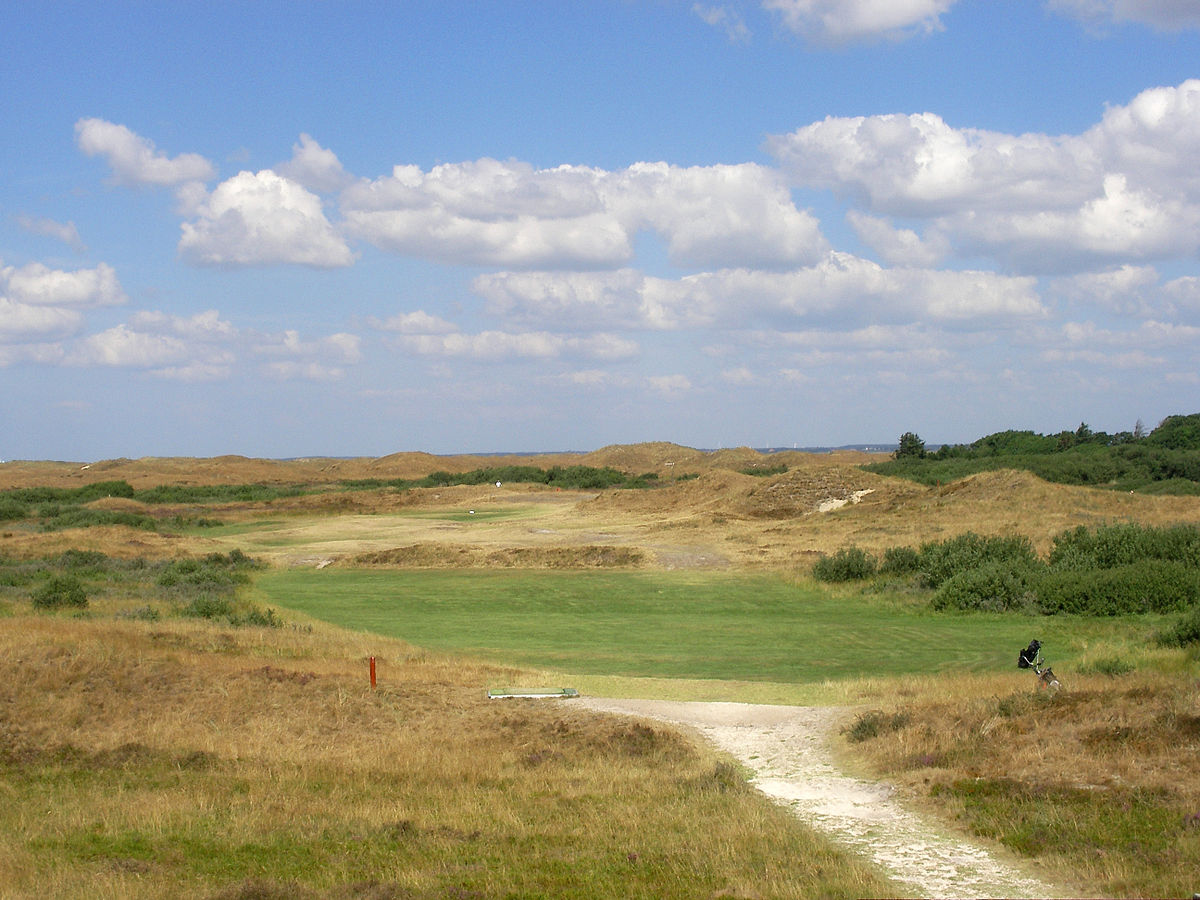 Danish golf is underrated thanks to lesser-known gems like Fanø. (Wikimedia Commons)