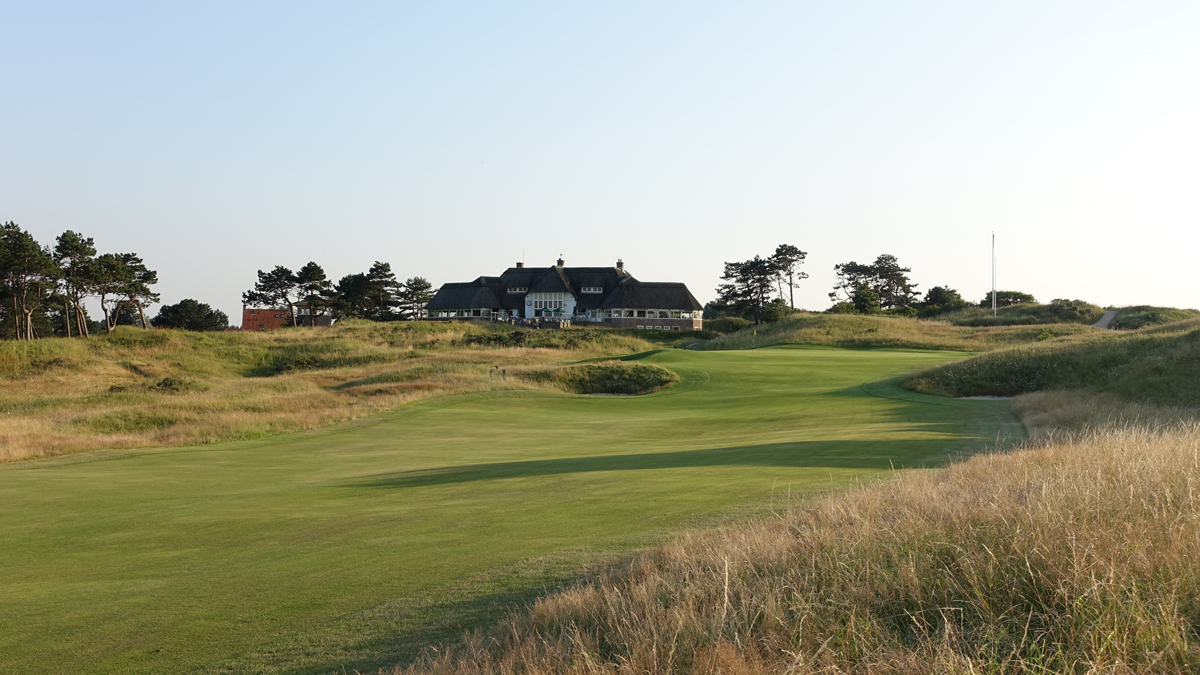 Kennemer is one of a few links courses found in an unexpected place: the Netherlands. (Kennemer Golf & Country Club)