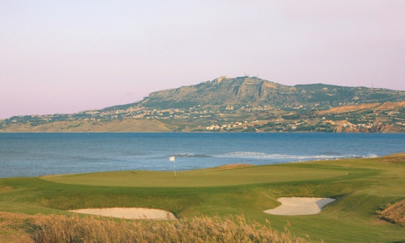 Verdura, Rocco Forte's first golf resort, has turned Sicily into a hot golf destination (Courtesy of © Rocco Forte Collection).