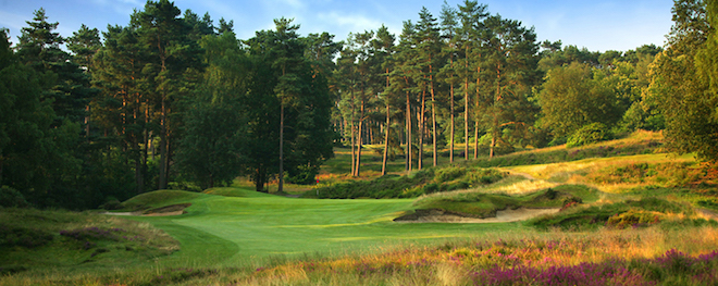 The Old Course at Sunningdale Golf Club is justifiably regarded as one of the best courses in the world. (Sunningdale Golf Club)