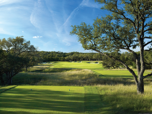 Greg Norman's Oaks Course, home of the Valero Texas Open, is long and tough. (JW Mariott San Antonio Hill Country Resort )