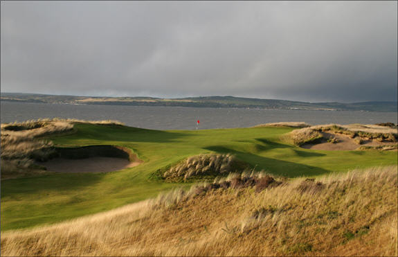 Castle Stuart Golf Links is Gil Hanse's second course in Scotland, but it is by far his most heralded, and for good reason. (Golf Odyssey)