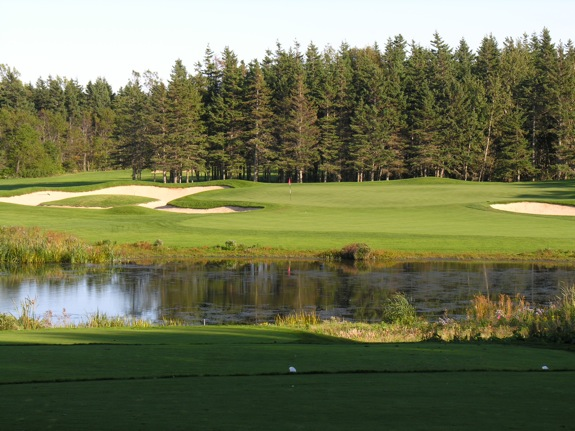 Are this beautiful Canadian golf course's days numbered? (Golf PEI, Green Gables Golf Club)