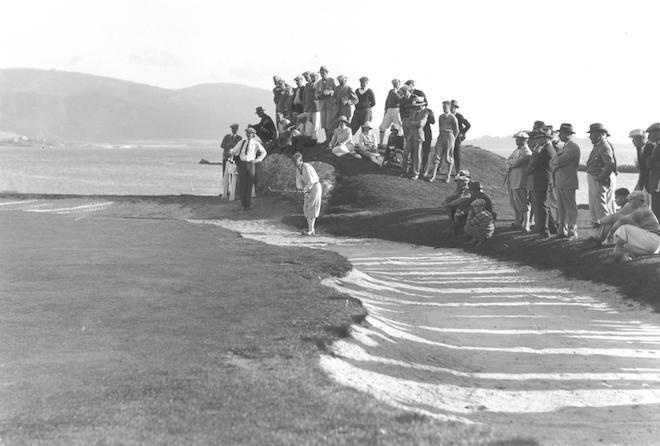 Pebble Beach is one of the West Coast's oldest golf retreats. (Pebble Beach Company)