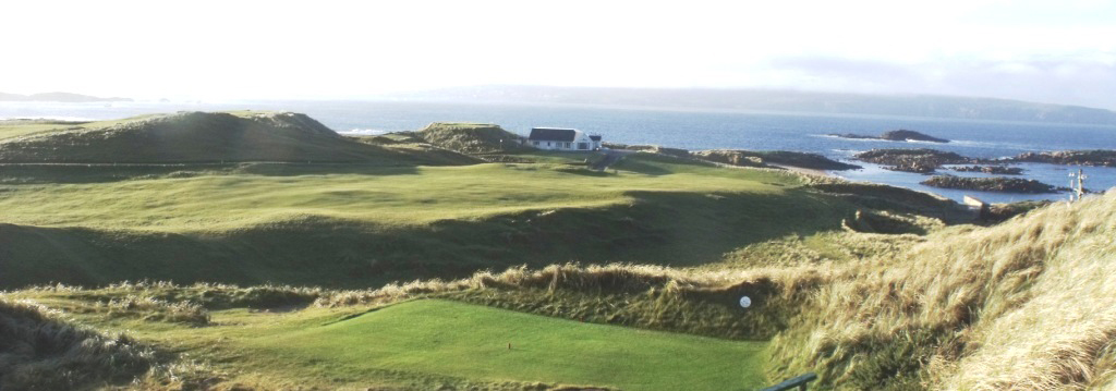 (Cruit Island Golf Club)
