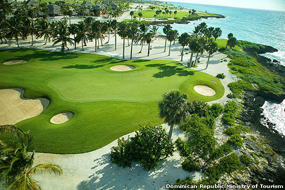 Golf Odyssey's editors will answer subscriber questions about Dominican Republic golf vacations (Punta Espada Golf Course pictured) and all others worldwide.