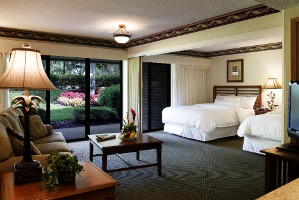 An executive suite at Innisbrook Resort
