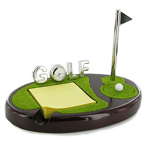 golf-desk-set