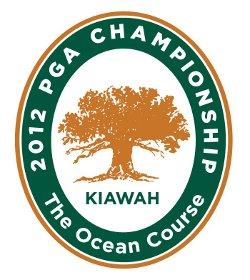 """""""Kiawah Island - 2012 PGA Championship Logo"""""""