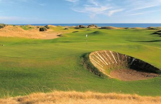 Lykia Links Golf Course in Belek Turkey