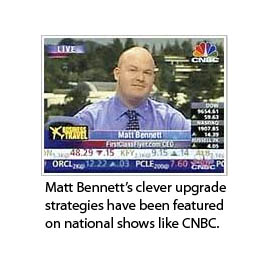 Matthew Bennett on CNBC