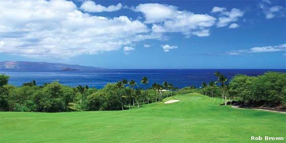 Hawaii Golf Vacations