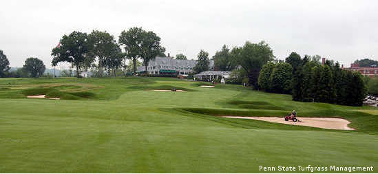 Are you sure you want to play Oakmont Country Club? The greens had to be slowed down for the 2007 U.S. Open.