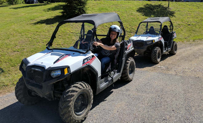 Omni Bedford Springs atv tours