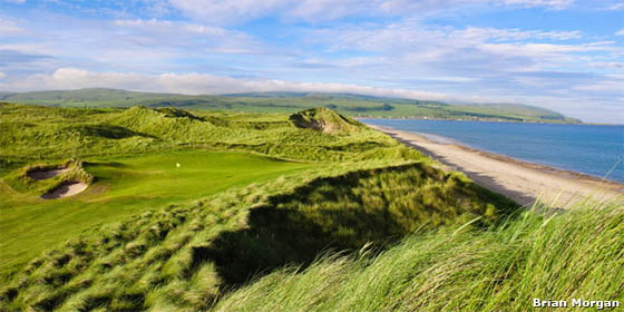 The New MustVisit Region For Scotland Golf Vacations - Scotland vacations