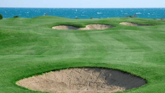 Belek, Turkey's Tat Golf Course was designed by Martin Hawtree's respected firm.