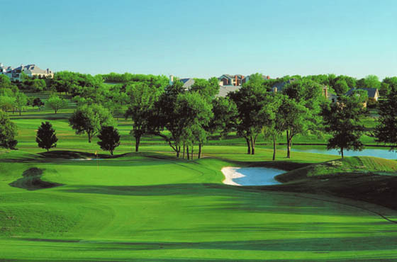 Dallas golf vacations