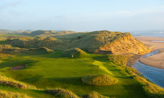 Trump Scotland is now officially open for play and will likely ascend quickly in the world rankings.