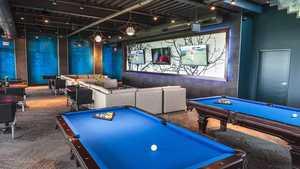TopGolf The Colony - Lounge/Billiards